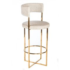 Statements By J Kylie 26 Quot Bar Stool With Cushion Amp Reviews