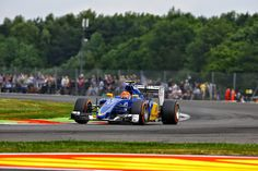 Felipe Nasr, British GP Saturday practice
