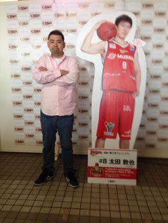 © Basketball Spirits 太田選手のファンさん
