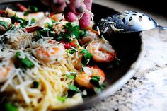 16-Minute Meal: Shrimp Scampi