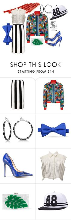 """""""Licorice WIP"""" by thedeannaelizabeth ❤ liked on Polyvore featuring Salvatore Ferragamo, Emilio Pucci, Allurez, Saddlebred, Jimmy Choo, Chanel and Charlotte Olympia"""