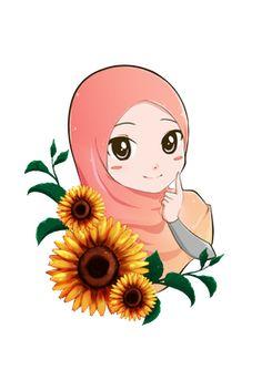 hijab potrait by Cerulean-Canvas on DeviantArt Girl Cartoon, Cartoon Art, Book Clip Art, Anime Muslim, Hijab Cartoon, Art Drawings For Kids, Islamic Wallpaper, Cute Disney Wallpaper, Girly Pictures