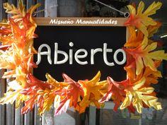 Abierto en otoño y hacía sol!!!  www.misuenyo.com / www.misuenyo.es