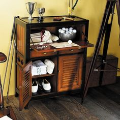 Mariner Cape Cod Console Black