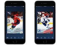 Topps Launches Topps NHL Skate Trading Card App