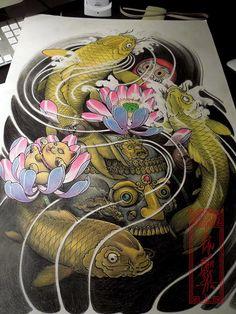 Tattoo Flash '2013 on Behance
