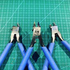 Basic Tools, Gundam, Charmed, Instagram