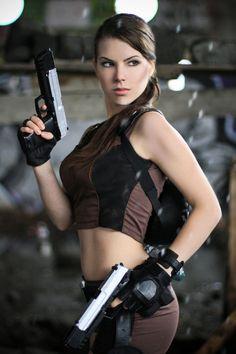 Lara Croft Underworld- Are you ready?  by *Anastasya01