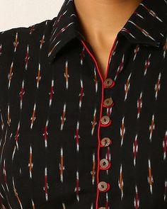 Trendy sewing patterns for women dresses summer Ideas Salwar Neck Designs, Kurta Neck Design, Neckline Designs, Kurta Designs Women, Dress Neck Designs, Sleeves Designs For Dresses, Neck Designs For Suits, Simple Kurti Designs, Sewing Clothes Women