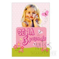 spring birthday poster. çiçekli parti teması, parti malzemeleri, doğum günü süsleri