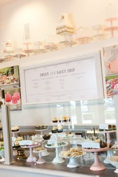 Sweet & Saucy Shop