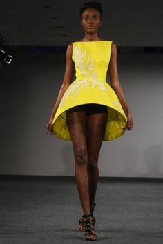 Clarisse Heiraix Couture Spring Summer 2014 Paris