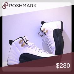 665a63ef7c0 Shop Women's Jordan Black White size 5 Sneakers at a discounted price at  Poshmark.