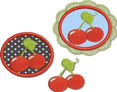 Sommerfrüchte-Buttons