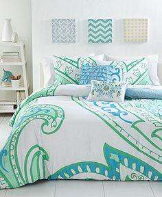 LOVE THIS Darissa 3 Piece Comforter Sets - Teen Bedding - Bed & Bath - Macy's