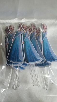 Topper para doces Frozen