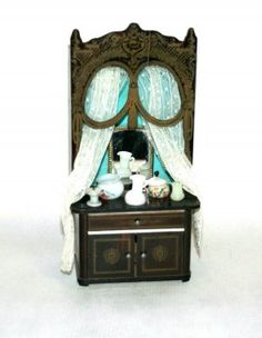 Rare Boulle Dressing Table
