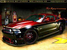 03 Ford mustang custom paint job | deviantART: More Like Lamborghini Sonic Paint by ~PirateTinman