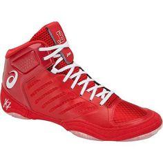 f2c22d342c3712 eBay  Sponsored asics wrestling boxing shoes JB ELITE III J702N Classic Red    White