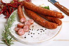 Carnati afumati taranesti Carne, Sausage, Favorite Recipes, Meat, Christmas, Food, Xmas, Eten, Weihnachten