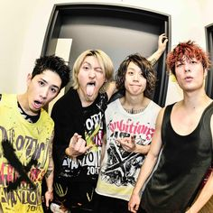 ONE OK ambitions tour saitama superarena 20170326 One Ok Rock, Saitama Super Arena, Love Yourself First, Visual Kei, Twenty One Pilots, Just Giving, Pretty Boys, Rock Bands, Give It To Me