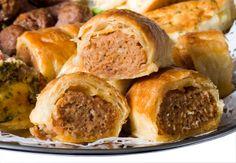 Homemade Sausage Rolls...mmhh..