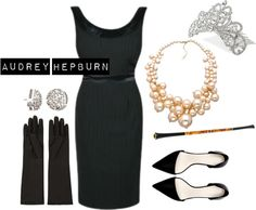 Audrey Hepburn from Breakfast at Tiffany's | 5 Easy DIY Halloween Costumes 2013 | Ms. Giggles