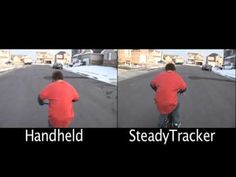 #SteadyTracker Comparison Shot.