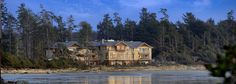 Long Beach Lodge, Tofino, BC