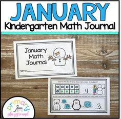 January Kindergarten