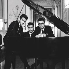 Repost omgvip_official  It's #tenorstuesday over here at #omgvip! Who's excited for @ilvolomusic 2017 US tour?! There's still some #vip packages available if you haven't purchased yours yet! #ilvolo