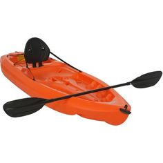 Sit On Top Kayak Accessories The adult kayak has a weight capacity and comes in orange with an adjustable backrest and one paddle Individually packaged. Lifetime Daylite Kayak, Orange with Bonus Paddle: - - Fold Up Chairs, Kayak Adventures, Outdoor Adventures, Sit On Kayak, Boating Holidays, Kayak Accessories, Inflatable Kayak, Kayak Paddle, Best Sunscreens