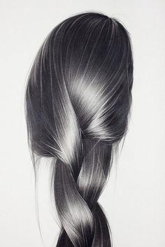 hair like silk