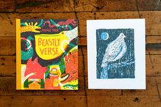 """Night Pigeon"" and ""Beastly Verse"" by JooHee Yoon"