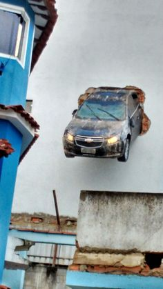Canadauence TV: Chevrolet Cruze automático, motorista erra e fica ...