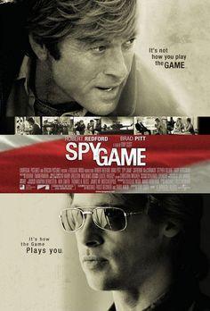 2001 movies   Spy Game Movie Poster #3 - Internet Movie Poster Awards Gallery