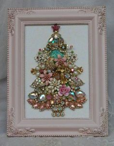 Redesign & frame old jewelry. Earrings, broaches, pendants, neacklaces, bracelets, etc.