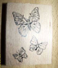 13 butterflies wood stamp - Google Search