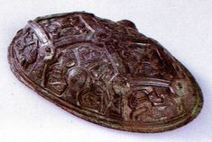 Archaeology in Europe - The Manufacture of Viking Oval Brooches A wonder explanation of how it was done...