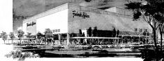 Frederick and Nelson Downtown Seatte   Seattle's Frederick and Nelson chain added an anchor store to the ...