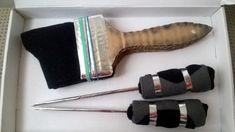 Sukkapari naamioitu týökaluiksi