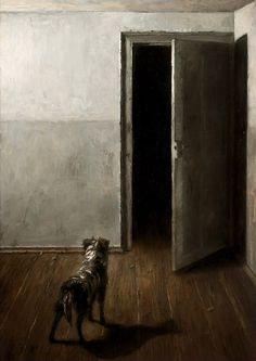 by Serbian painter Dragan Bibin