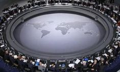War is right around the corner, and the globalist agenda is being met: to collapse the United States internally and attack it externally. I stand by my prio George Soros, Terre Plate, Global Governance, Council On Foreign Relations, World Government, Nation State, World Economic Forum, Flat Earth, Global Economy