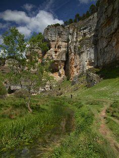 Cañón del ¿río? Lobos #Pinares #Burgos #Soria #Spain