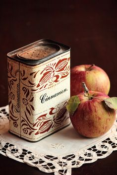 Grandma's Applesauce by pastryaffair 4-5 large apples  1 teaspoon lemon juice   1/4 to 3/4 cup granulated sugar   1/2 teaspoon cinnamon