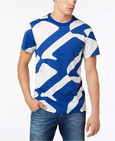 fea0312a7b3 G-Star Raw Men s Geometric T-Shirt   Reviews - T-Shirts - Men - Macy s
