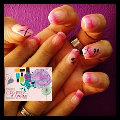 Nailart crée par d'une main à l'autre Nail Art, Other, Hands, Nail Arts, Nail Art Designs