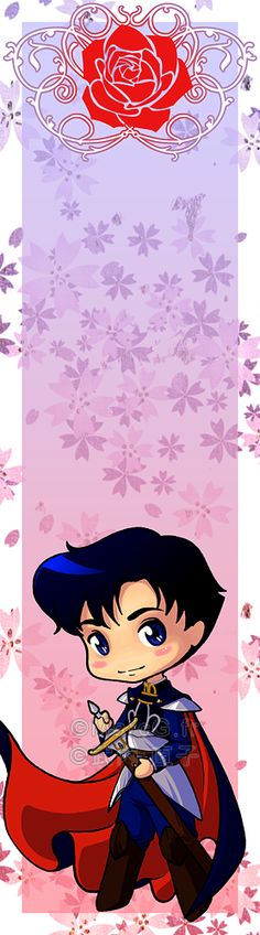 Endymion bookmark by Marc-G.deviantart.com on @deviantART