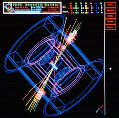 infinity-imagined:    Particle Collisions