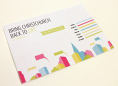 Bring Christchurch Back to Life by Andy Suter, via Behance